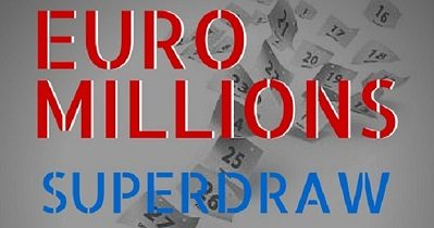 Next €32M Euromillions rollover