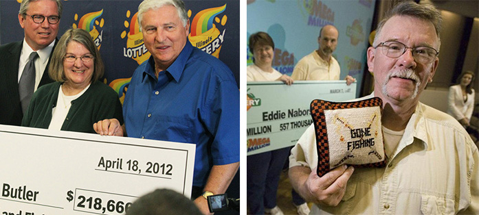 Top Lottery Winners Ever