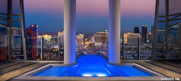 Sky Villa at Palms Casino Resort