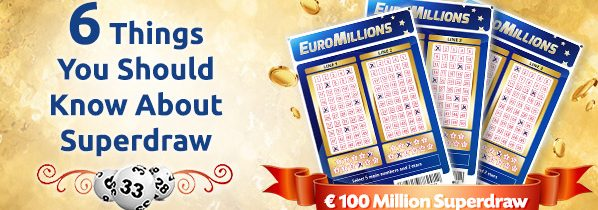 Everything to know about Euromillions Superdraw