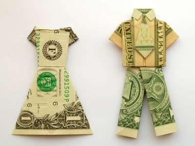 money-origami-dress-and-suit-2