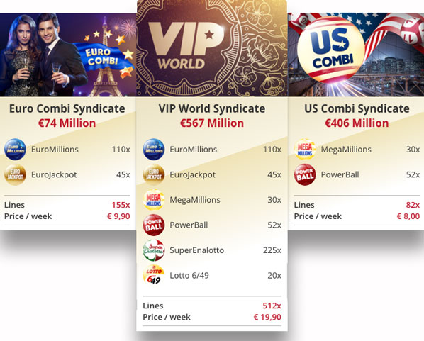 lottery syndicate increases your chances to win