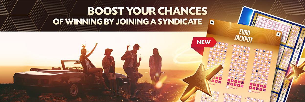 Online Lottery Syndicates