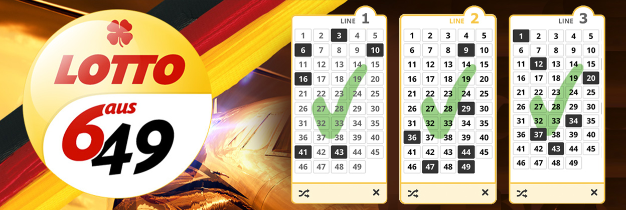 lotto 6/49 germany